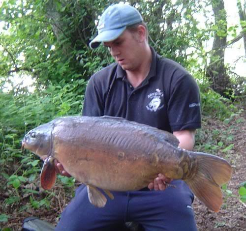 30lb 10oz - I suppose it wasn